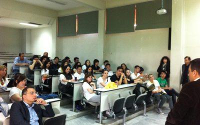 Εκπαιδευτική Επίσκεψη 3ου Γενικού Λυκείου Κατερίνης, 2013